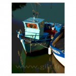 Gilt Paysages Mer N°: M45