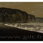 Gilt Paysages Mer N°53
