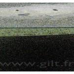 Gilt Paysages Mer N° : M51
