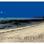 Gilt Paysages Mer N°: M37