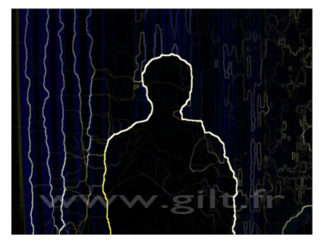 Silhouette Gilt Personnages N°: PER07