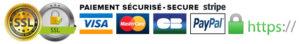 Gilt Galerie paiement securisé - secure 100%