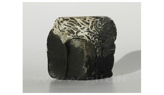 Sculpture Raku - Céramique Contemporaine